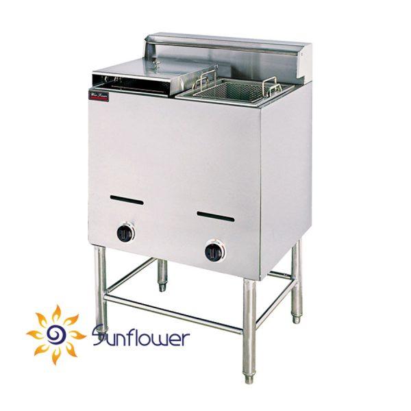 Bếp-chiên-2-hộc-2-giỏ-EF-75(gas)