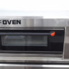 Lò nướng bánh pizza 1 tầng MFT-20H được cấu tạo từ chất liệu cao cấp, bền bỉ.