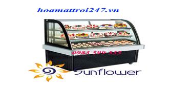 Báo giá tủ bánh kem giá rẻ số 1 tại Hà Nội