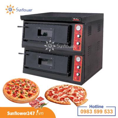 Mua lò nướng pizza chất lượng sẽ giúp việc nướng bánh của bạn trở nên dễ dàng hơn.
