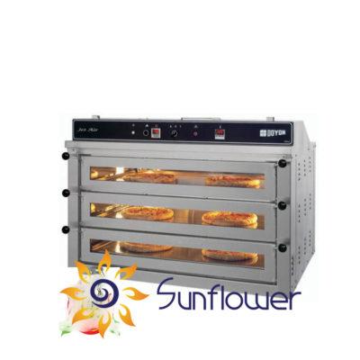 Lò nướng bánh pizza là sản phẩm dòng sản phẩm thiết bị làm bánh đang được cung cấp bởi công ty Hoa Mặt Trời