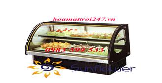 tủ bánh kem nhỏ giá rẻ tại Hà Nội