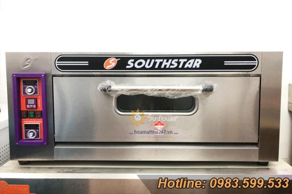 Lò nướng 1 tầng 2 khay southstar mẫu mới nhất 2020