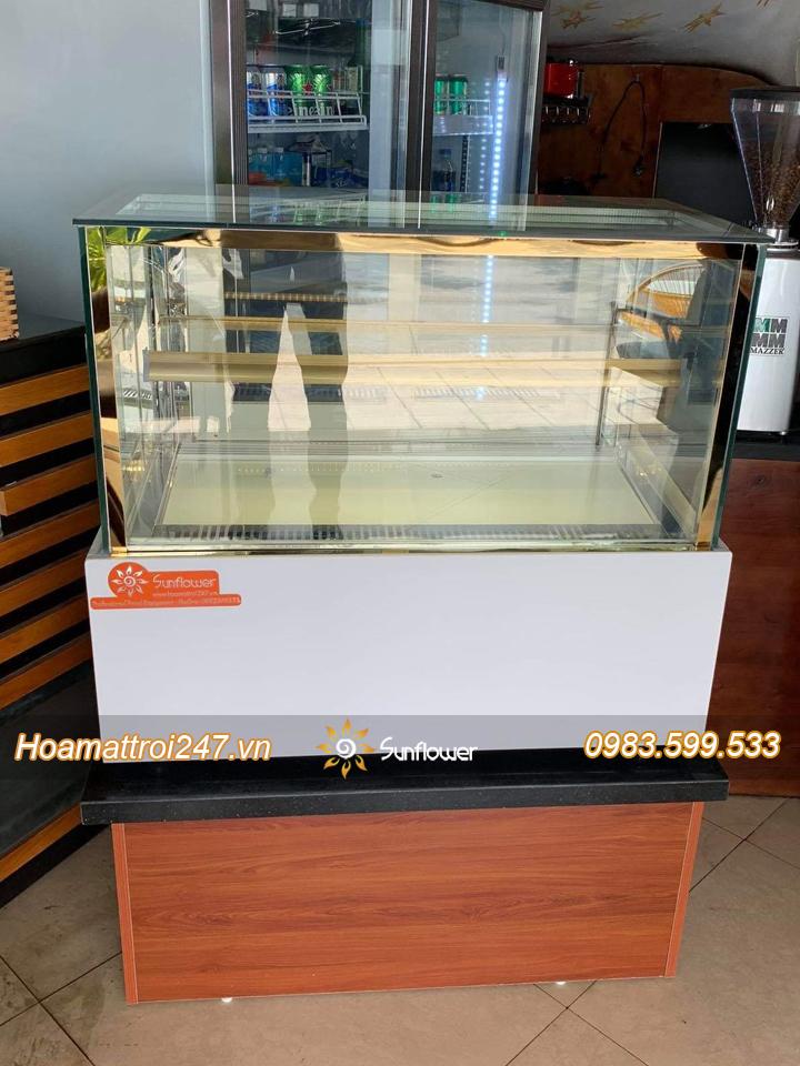 Tủ bánh kem mini mang nhiều ưu điểm vượt trội và những tính năng hiện đại.