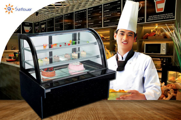 Tủ trưng bày bánh giá tốt tại Hà Nội