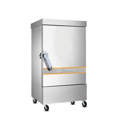Tủ nấu cơm công nghiệp chuyên dụng giúp bạn tiết kiệm được nhiều thời gian, công sức và tiền bạc