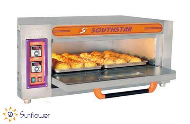 Bánh sau khi nướng cực thơm ngon, không bị xẹp hay cháy hỏng