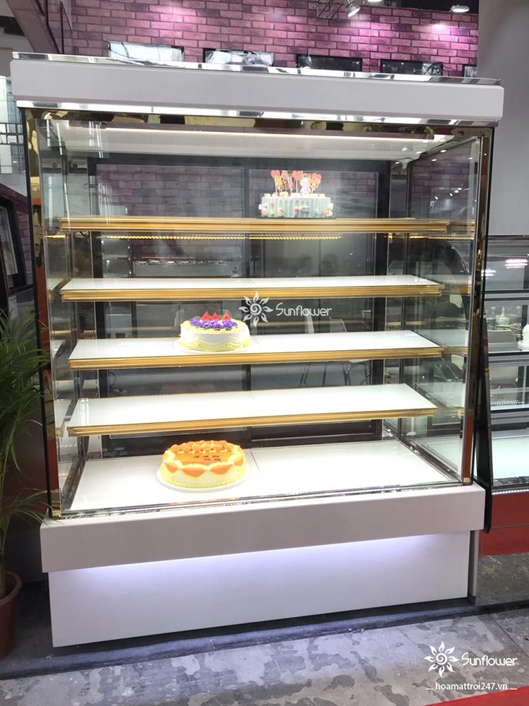 Tủ bánh kem 5 tầng mang nhiều lợi ích tuyệt vời cho người sử dụng
