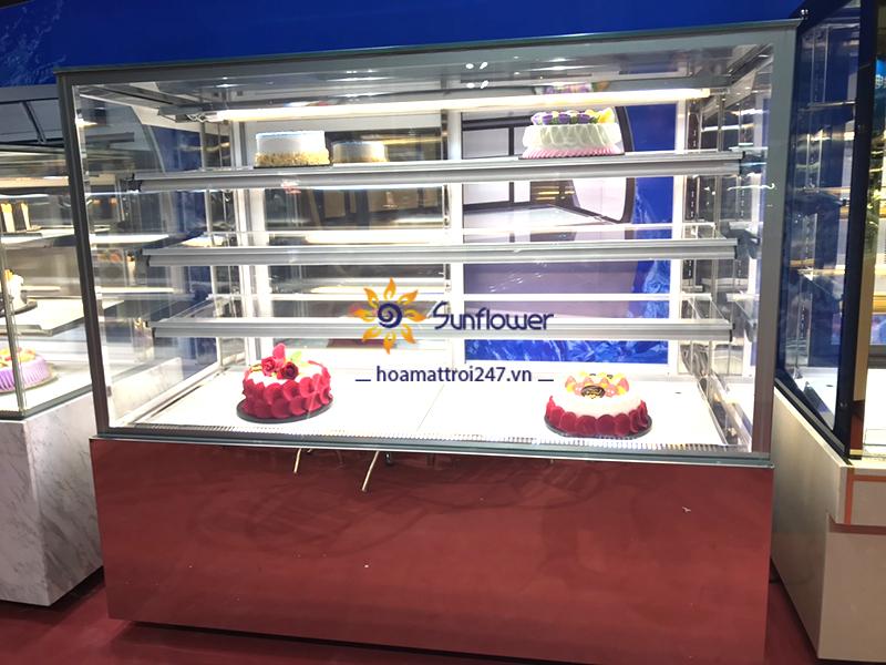 Mua tủ bày bánh kem cần chú ý đến những yếu tố cần thiết để lựa chọn được chiếc tủ chất lượng nhất.