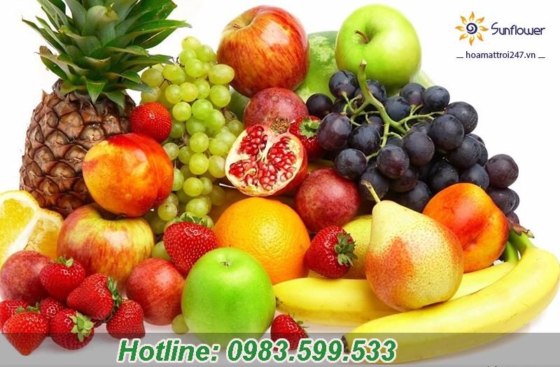 Thời hạn sử dụng cho các loại trái cây tùy theo từng tính chất của từng loại quả và điều kiện bảo quản