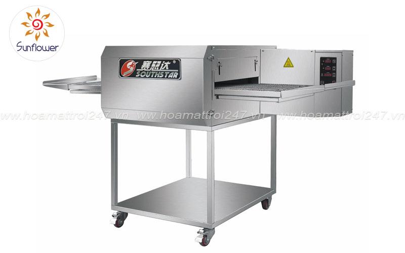 Lò nướng pizza băng chuyền NFC-80D